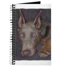 Funny Noble dog Journal