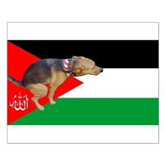 Dhimmi Flag Posters