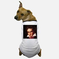 "Faces ""Beethoven"" Dog T-Shirt"