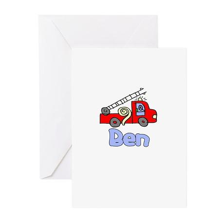 Ben Greeting Cards (Pk of 10)