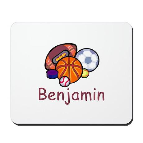 Benjamin Mousepad