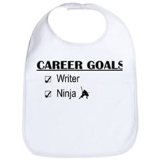 Writer Career Goals Bib