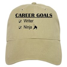 Writer Career Goals Baseball Cap
