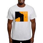 Yellow Ash Grey T-Shirt