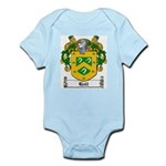 Hall Family Crest Infant Creeper