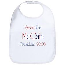 Sean for McCain 2008 Bib