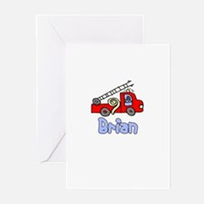 Brian Greeting Cards (Pk of 10)