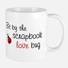 Scrapbook Love Bug Mug