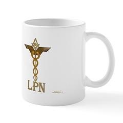 Masonic LPN Symbol Mug