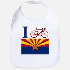 I BIKE Arizona Bib