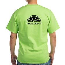 LimeStrong Shirt - End Scurvy! (Green)