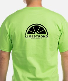 LimeStrong Shirt - End Scurvy! (Green)