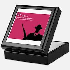 Pink Keepsake Box