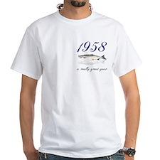 1958, 50th birthday Shirt