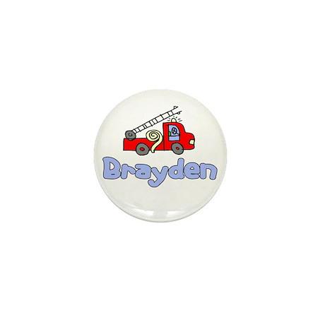 Brayden Mini Button (10 pack)