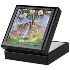 Fairy Ring Keepsake Box