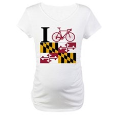I BIKE Maryland Shirt