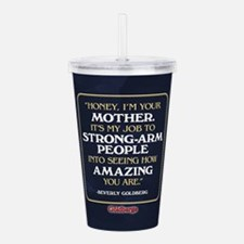 Beverly Goldberg Mom Q Acrylic Double-wall Tumbler