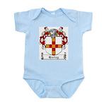 Hurley Family Crest Infant Creeper