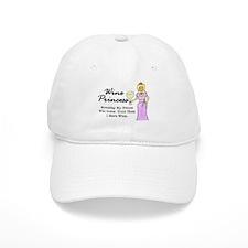 Cute Princess sparkle Baseball Cap