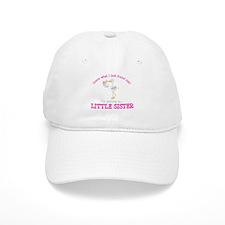i'm getting a little sister stork Baseball Cap