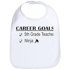 5th Grade Tcher Career Goals Bib