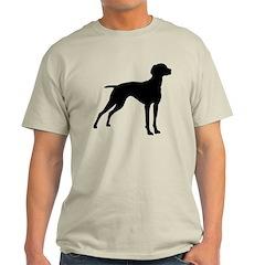 Vizsla Dog Light T-Shirt
