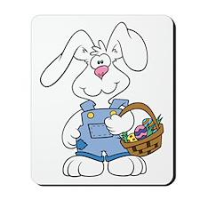 Easter Bunny IV Mousepad