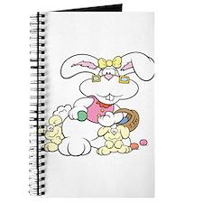 Easter Bunny V Journal