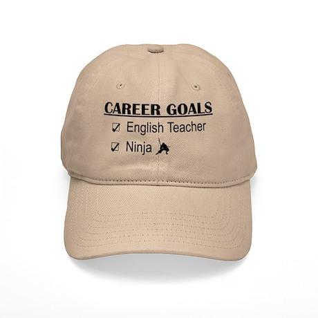 English Teacher Career Goals Cap