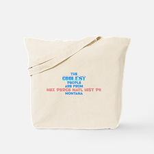 Coolest: Nez Perce Natl, MT Tote Bag