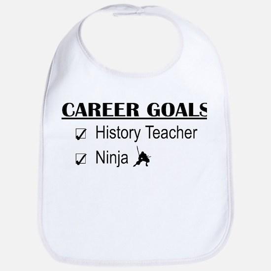 History Tchr Career Goals Bib
