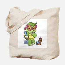 Gopher Golf Tote Bag