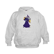 Merlin the Wizard Picture Hoodie
