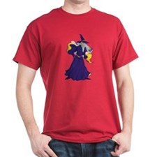 Merlin the Wizard Picture T-Shirt