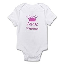 Texas Princess Infant Bodysuit