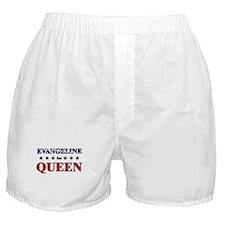 EVANGELINE for queen Boxer Shorts