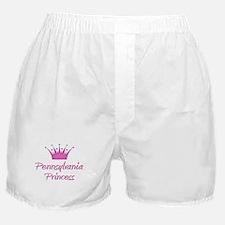 Pennsylvania Princess Boxer Shorts
