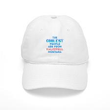 Coolest: Kalispell, MT Baseball Cap