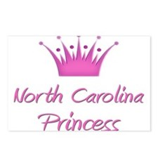 North Carolina Princess Postcards (Package of 8)