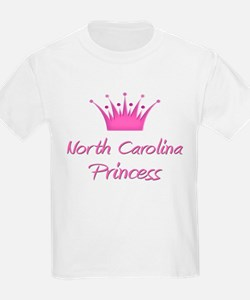 North Carolina Princess T-Shirt