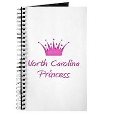 North Carolina Princess Journal
