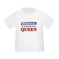 ESTHER for queen T