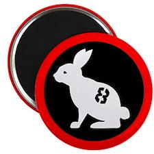 Bunny 8 Magnet