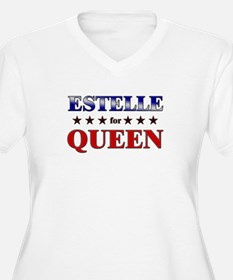 ESTELLE for queen T-Shirt