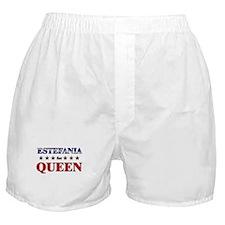 ESTEFANIA for queen Boxer Shorts
