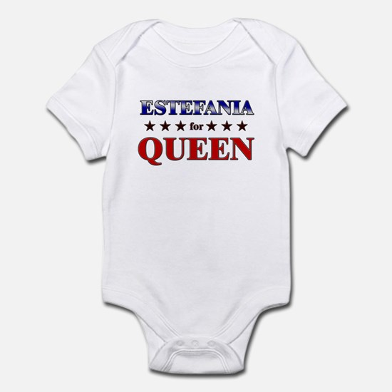 ESTEFANIA for queen Infant Bodysuit