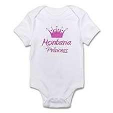 Montana Princess Infant Bodysuit