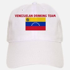 VENEZUELAN DRINKING TEAM Baseball Baseball Cap