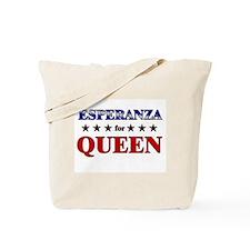 ESPERANZA for queen Tote Bag